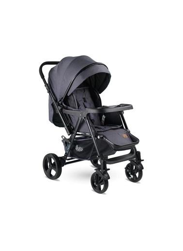 BabyHope Space Çift Yönlü Bebek Arabası-Bh3056 Kırmızı